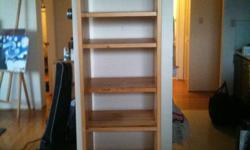 Solid Pine Bookcase $45 obo Solid Pine Desk $55 obo Solid Pine Hutch $55 obo