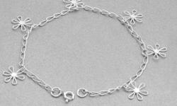 High Quality Brand New Bracelet Beautifully Crafted in Solid 925 Sterling silver Length 7in, Weight 3.0 grams. Yes I still have it. I will remove the ad once the item is sold, so please don't ask me if I still have it, thank you so much. Please check out