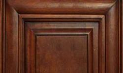 Chocolate Maple Cabinets - Ready to Assemble    $2,666.85 10' x 10' Standard Kitchen   - Doors, face frames, and drawers are solid maple - Full overlay doors and drawers - Furniture grade maple plywood boxes and shelves - Full extension soft close glides