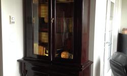 Beautiful, solid wood antique. Please email if interested.