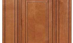 Mocha Dark Glaze Cabinets - Ready to Assemble    $2,637.12 10' x 10' Standard Kitchen   - Doors, face frames, and drawers are solid maple - Half overlay doors and drawers - Furniture grade maple plywood boxes and shelves - Full extension soft close glides