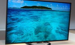 """Absolutely gorgeous 55"""" TV in like new condition with original box for transport, manuals, 2 remotes and 2 pairs of 3D glasses. This TV has a super low input lag of only 19ms making it ideal for gaming. Only selling because we moved into a furnished place"""