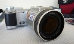Sony Cyber-shot DSC-F717 with Carl Zeiss Vario Sonnar lens.  $170 firm.
