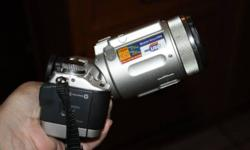 Sony Digital Camera - DSC-F717 MpegMovieHQX 10x Precision Digital Zoom 5 Meg Pix Movable Lens 1 extra rechargeable battery with charger - 4 chips See pictures for everything on it Exceptional Camera Still have the instruction book I have upgraded to SLR