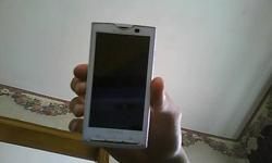 hey i am selling my sony ericsson xperia x10 for @$50 . it has a cracked screen but doesnt cost that must to replace. the only reason i dont replace it is because i just got a new phone. the phone is in good condition otherwise. Also come with new sim