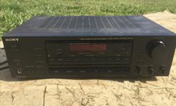 model STR-D511 great working condition