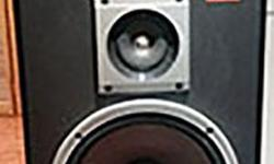 Pair of black Sony SS - C 40 3 way speakers. excellent condition. 11.5-inch-deep, 12.5-inch-wide, 23-inch-high.