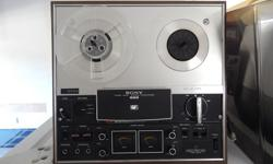 3 SPEED...3 HEAD STEREO...NEW COND....PRICE IS FIRM