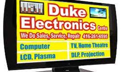SONY TV Repair, KDL40S4100, KDL46S4100, KDL52S4100 Call Duke 416 261 6595, http://DukeCentre.eu5.net FREE Estimate