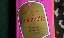 Confessions of a Shopaholic The undomestic Goddess $3.00 each or Both for $5.00 OBO