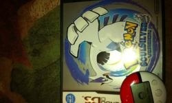 Comes with pokewalker Like New