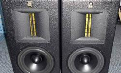 SLS Audio S8R Ribbon Studio Monitors like new. Great for studio monitoring or 2 channel stereo setup. Awesome sounding. $875 like new. cost 2500 new. BBE 1002 Sonic Maximizer $100. It adds clarity and definition to any recording, and can be recorded onto