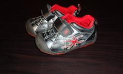Bum Kids Spiderman Baby Shoes Size 3