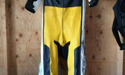 Spidi Leathers 56 Euro/Lg 450.00 1500.00 New Sidi Boots 11.5 80.00 Sidi Boots 11.5 175.00 450.00 New Alpinestars Back Protector no pic 80.00 175.00 New Spidi Gloves 50.00 150.00 New