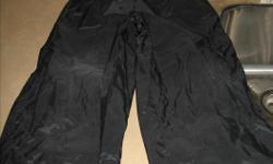 Sportek splash pants Size 5