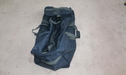 I got a sport bag for sale. Although it could be used for other activities. In good condition. Clean and mostly never used. The brand is Blue Flame. I'm located in Orleans.