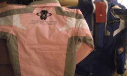 New boys size sm and girls size sm Spyder winter jackets, never been worn.