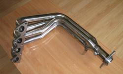 Up for sale is a stainless steel b-series header that has never been used before! It is 4-1 which optimizes high end power.  It will fit all b-series hondas and acuras, such as civic sir and acura integra and del sol.  B16, B18.  Email me if you are