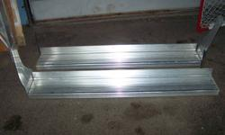 "Stainless Steel Running boards Came off a Ford Ranger measurements are 51"" x 7"" They are in very good condition with no rust Asking $80 or best offer Can be picked up in Eganville"