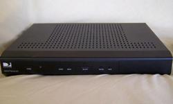 DirecTV D10 Receiver with Power cord...no remote or card It is like-new and barely used Very clean in and out Works Perfect! Excellent condition from a smoke and pet free home