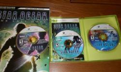 Hello, I'm looking to sell my copy of Star Ocean 4 The Last Hope for the Xbox 360, along with the strategy guide for the game. If you have any interest please email me and I'll respond to you as soon as possible. Thank you.