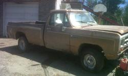 I need a starter for a dodge power ram 1988