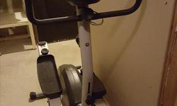 Mint condition Stepper/Elliptical for sale. Perfect for cardio at home! Model: Free Spirit. Unit has tension control & 4 functions; Mode - Set - Recovery - Reset. Asking price: $60.00 Buyer must pick up unit. Serious buyers only please.