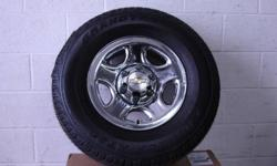 Hey there, I am looking to buy 4 chrome 16 inch silverado rims that are the style that are in the pic, 6 BOLT PATTERN. Style is from a 2002 I believe. Preferably in good shape with the chevy centre caps, let me know what you got.