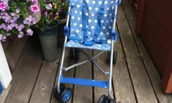 Avalon Stroller Excellent Condition Light Weight