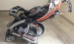 Graco Stroller 5 years old, Bought at Sears Good Condition. Regular price was 450.00.