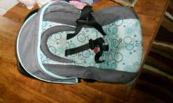 Cosco stroller with matching car seat and base. Manufacture date 2010...September I believe...will double check. Good condition. No accidents.