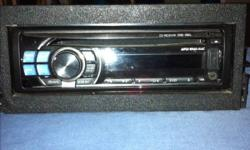 Hi I'm selling my stereo it was in a 2000 gmc Sierra it comes with a alpine head unit with cable for iPod and head unit power pack for speakers, 2 alpine 6-1/2 type S door speakers and 2 kenwood 4x6 for pillar , alpine 1000watt mono amp and a Sony sub in