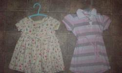 2 Summer dresses - good condition