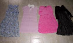 All clothes in the pictures for this price. All clothes are in excellent condition.