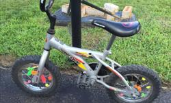 - excellent condition - single speed - training wheels(they are off right now but we will put them back on)