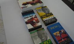 4 VHS videos to energize your size for spring. Thanks Darryl McKay Feel free to view my other ads