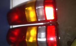 Tail lights for GMC serria 99-02