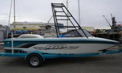 1994 19' Ski Centurion Wake boat with tower and speaker system....teak swim platform...351 Ford small block 285hp Indmar engine on the meter made with beefier parts for marine use..970 hrs on the meter underwater lighting at swim platform. runs like a