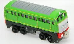 At Totally Thomas Town we have all the used Thomas & Friends trains you could ever want! The Take N Play trains and cargo are perfect for little hands. Order from us online and see our selection of used Take N Play trains: