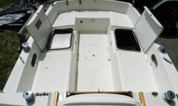 Fixed Keel Tanzer 22 for sale in Port Dover. Lots of recent work done:  bottom sanded and VC-17'd, new speed/Depth gauges and thru-hulls (ST40 Bidata), new pintles and gudgeons, fresh paint on boot stripe, new mast step, new battery, all in 2011. This