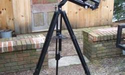 Telescope in excellant shape. Comes with all lenses