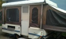 Good tent trailer for sale priced to sell great starter!! This ad was posted with the Kijiji Classifieds app.