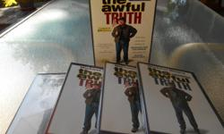 The entire series of The Awful Truth 24 Episodes Colwood pickup could be arranged.