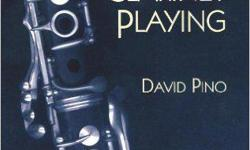 """For sale is an unread, near-mint paperback copy of the most recent edition of David Pino's classic, The Clarinet and Clarinet Playing (Dover 1998). Widely acclaimed as the authoritative """"clarinet handbook"""" and required reading for any serious student of"""