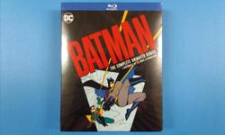Now in High Definition, all 109 action-packed episodes, 35 hours of crime fighting! The critically acclaimed, Emmy-winning series, that redefined the complex super hero to the Dark Knight that fans love today is now available in a Blu-ray set! Also
