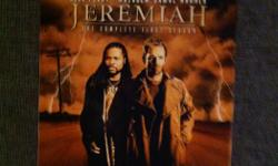 Jeremiah: The Complete First Season DVD 19 Episodes 7 Discs