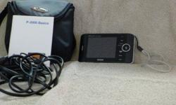 I need to thin down some of my photography toys to make room for new ones. so this is your lucky day. I bought this for $250.00 but will let it go for $100.00 Comes with all cables and charger, and a Lowepro case. The Epson P-2000 Photo Viewer is the