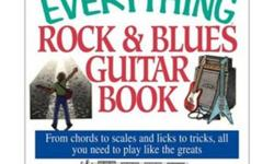 Awesome book for musicians who want to learn key information about rock and blues tablature at their own pace