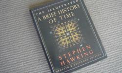 The illustrated a Brief History of Time by Stephen Hawking * Book in Almost Mint Condition * $20.00 Canadian Currency. Buyer pays shipping and handling. Sold as is. * I DO NOT TAKE ANY PERSONAL CHEQUES * If interested please contact me by my email