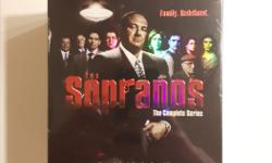 "The Complete Series Blu-ray set includes all 86 episodes and it is loaded with more than five hours of bonus material including a new and exclusive feature exploring how The Sopranos came to be and how it transformed the television landscape. ""Defining a"